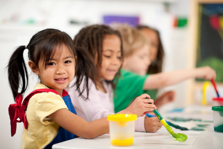 Apopka Preschool Children at ACA