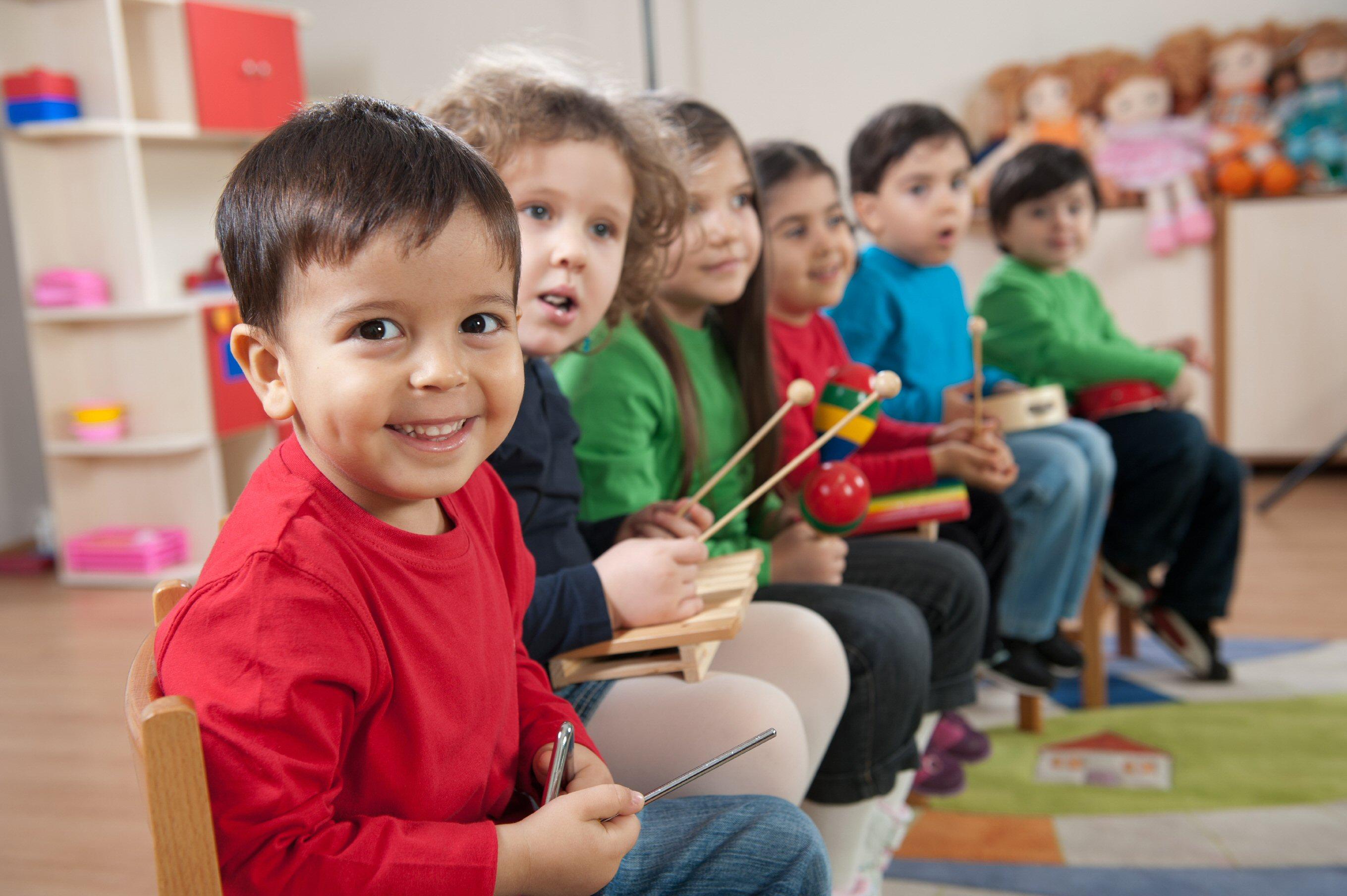 Apopka Learning Center School Kids